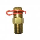 für STRÖMAX-TW, Kappe rot (Vorlauf) für Trinkwasser